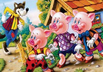 "Куклен театър ""Трите прасенца"""